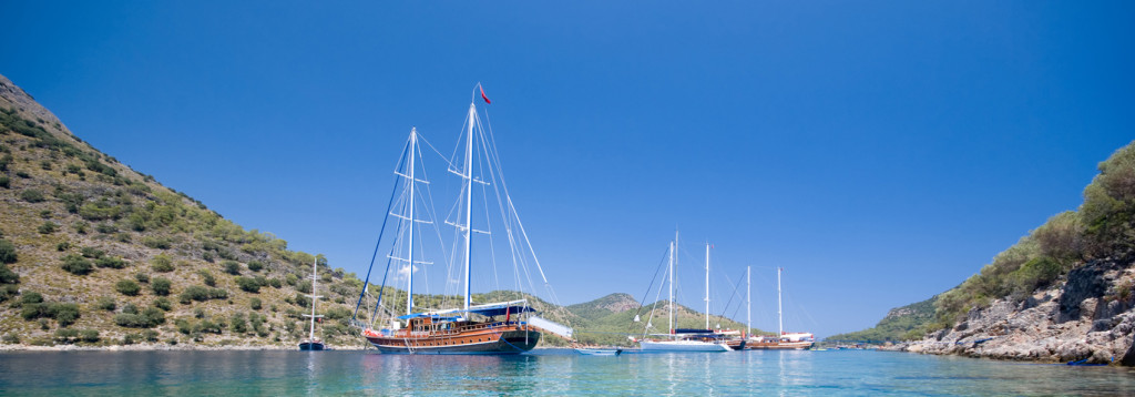 Traumhafte Schiffe bei Ihrem nächsten <span>Urlaub</span> an der Türkischen Ägäis!