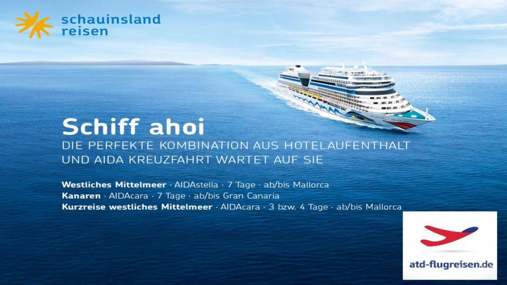 Cruisen & Baden auf Mallorca, Gran Canaria oder in den Emiraten